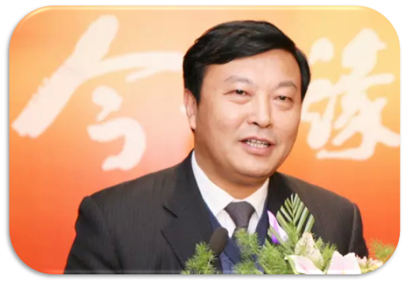 Chairman of King`s Luck Brewery---Mr. Zhou Suming