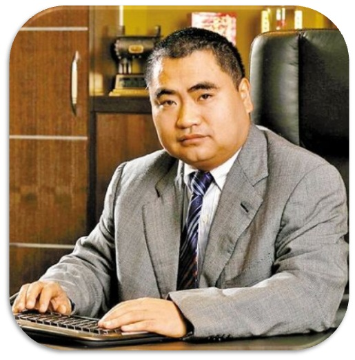 Chairman of Luzhoulaojiao Group---Mr. Zhang Liang