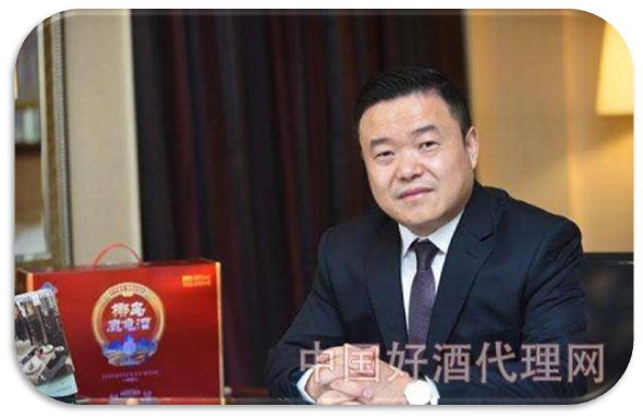 Chairman of Yedao Group---Mr. Feng Biao