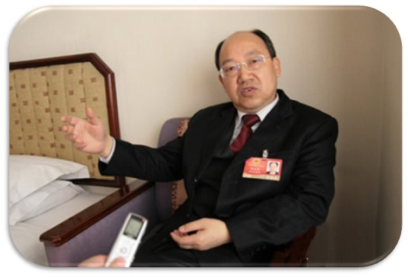 Chairman of Jiannanchun Group---Mr. Qiao Tianming