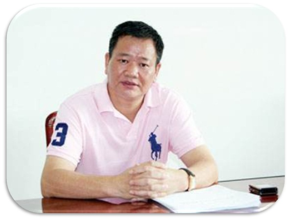 Chairman of Lulu Group---Mr. Guan Dayuan