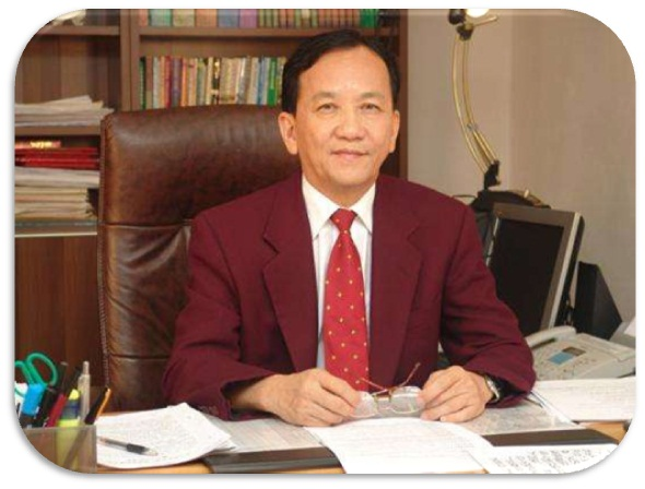 Chairman of Coconut Palm Group---Mr. Wang Guangxing