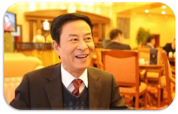 Chairman of Huangshantou Wine---Mr. Zhu Dixiong