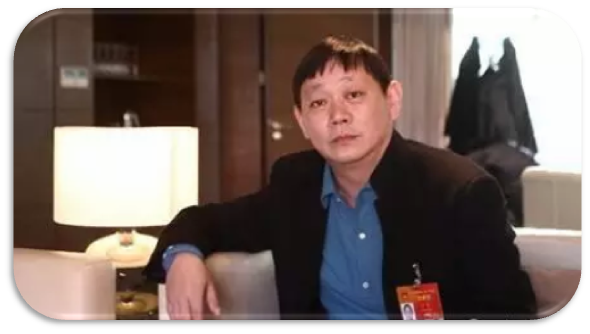 Chairman of Synar Food---Mr. Li Wei
