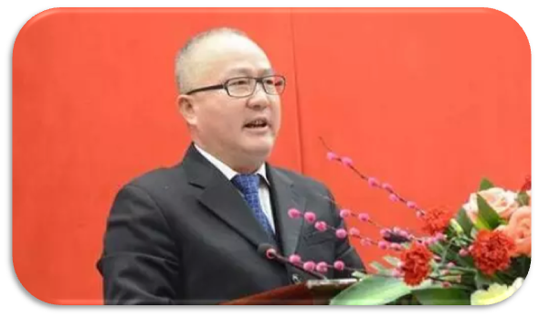 Chairman of Anhui Kouzi Wine---Mr. Xu Jin