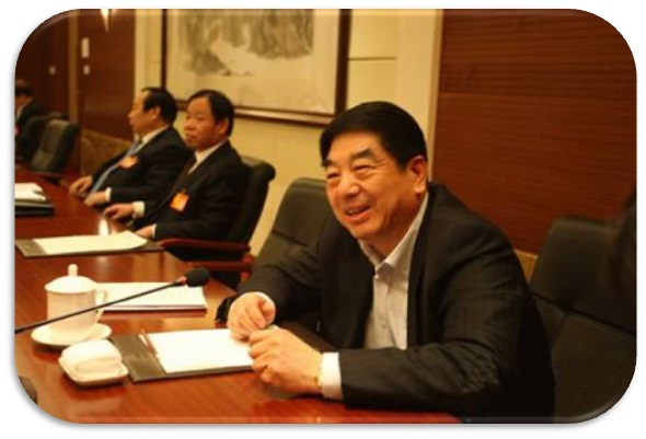 Chairman of Changyu Wine---Mr. Sun Liqiang
